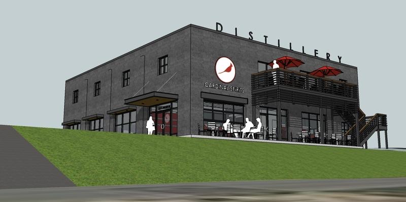Building rendering 11