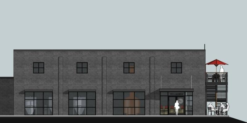 Building rendering 10
