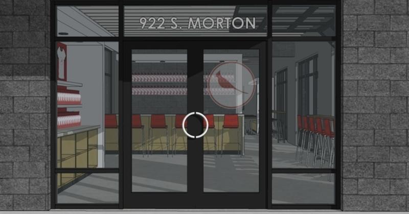 Building rendering 6