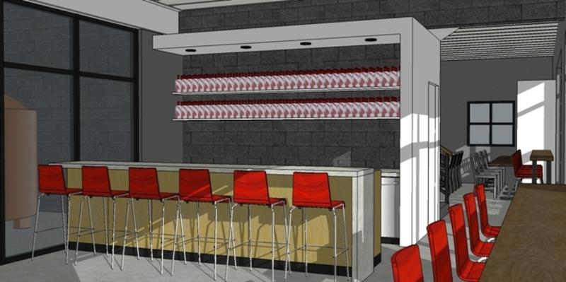 Building rendering 8