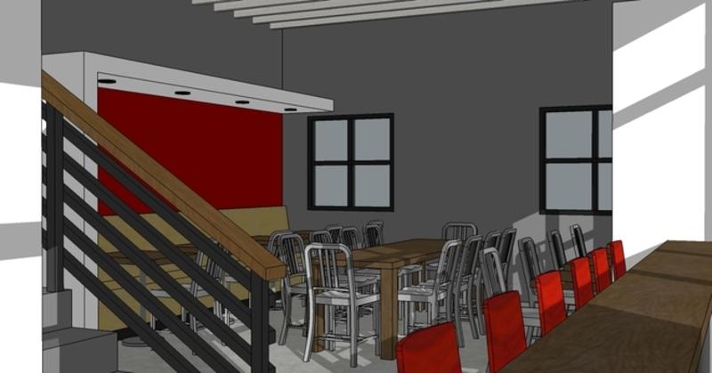 Building rendering 5
