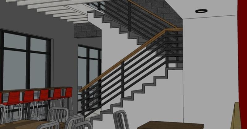 Building rendering 4
